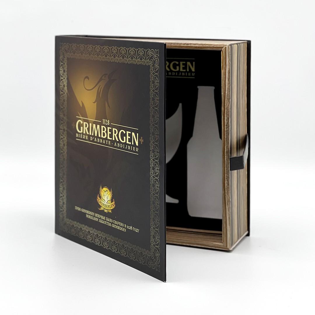 Упаковка книга
